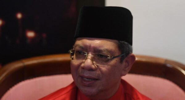 Govt's main task to ensure political stability, be functional – Saifuddin