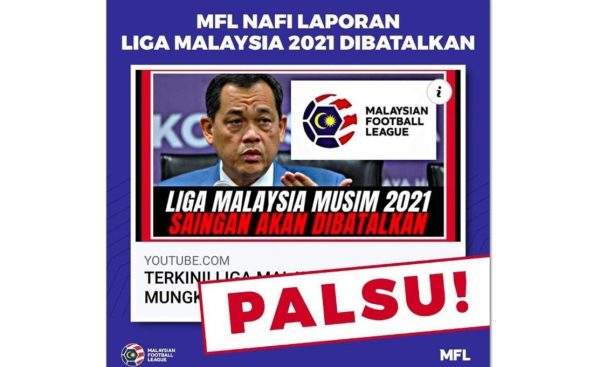 MFL denies cancellation of 2021 M-League