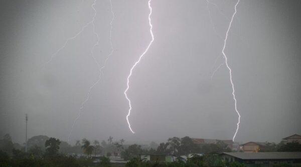 Thunderstorm warning in Selangor, Sarawak, Sabah