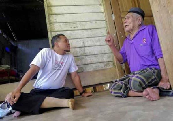 Lelaki tertua Kampung Bahagia di Kelantan dakwa berusia 120 tahun