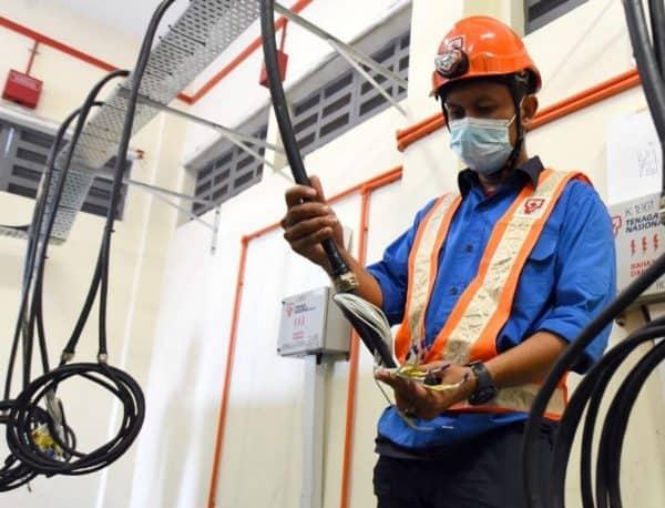Bekalan elektrik di semua pusat simpanan dan pemberian vaksin stabil – TNB