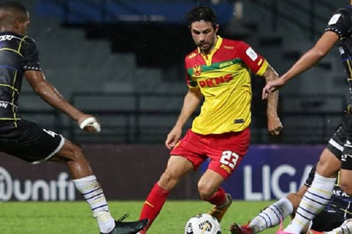 Liga Super: Oliver Buff pacu kemenangan Selangor