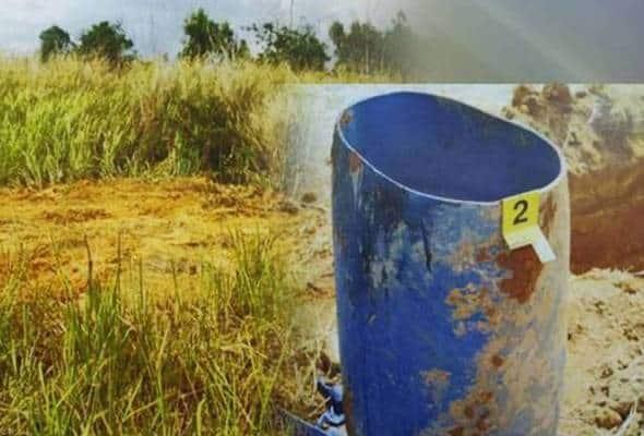 Jenazah wanita maut ditembak di Johor selamat dikebumikan