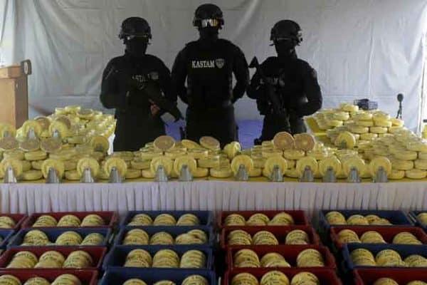 JKDM patahkan cubaan seludup dadah bernilai RM5.2 bilion