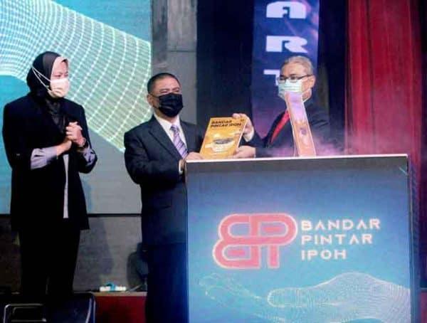 Ipoh bandar pintar keempat di Malaysia menjelang 2030 – Saarani