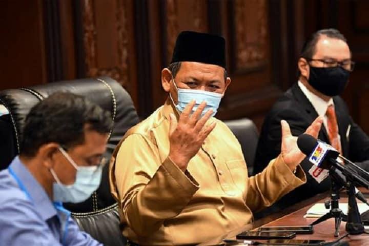 PRU15: Aminuddin hanya mahu bertanding satu kerusi, serah keputusan kepada parti
