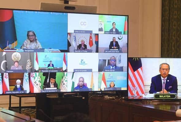 IoT untuk rangsang ekonomi negara anggota D-8 pasca COVID-19 – Muhyiddin