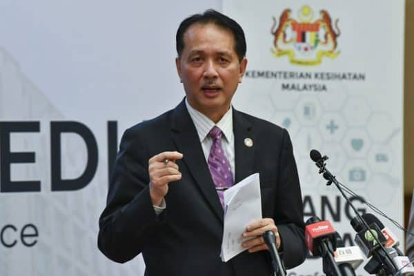 COVID-19: 2,847 kes baharu, Selangor tertinggi diikuti Sarawak – Dr Noor Hisham