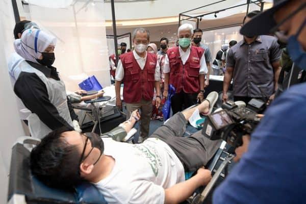 Jumlah pendaftaran untuk suntikan vaksin COVID-19 masih rendah – Muhyiddin Yassin