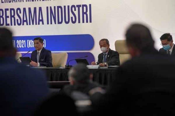 Sektor swasta perlu guna pakai teknologi baharu – Muhyiddin Yassin