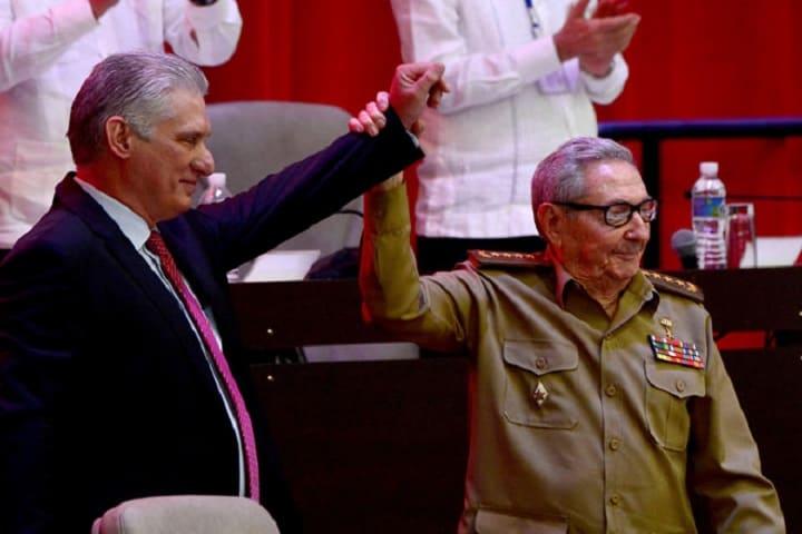 Miguel Diaz-Canel dilantik ketua Parti Komunis Cuba