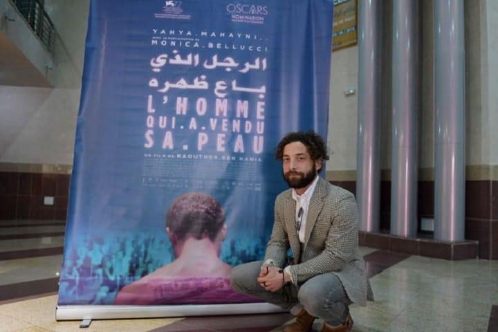 'The Man Who Sold His Skin' calon Oscar pertama dari Tunisia