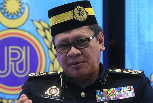 JPJ kutip bayaran kompaun RM3.147 juta