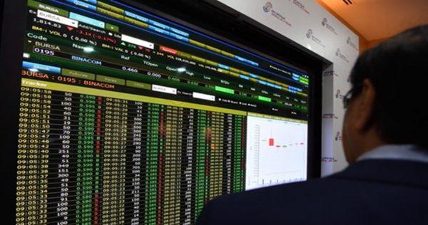 Bursa malaysia dibuka lebih rendah pada pagi