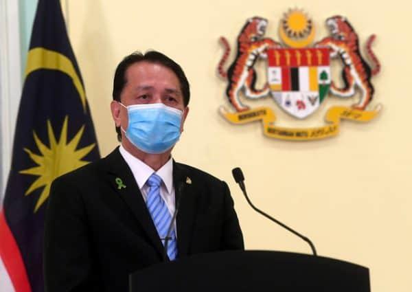 COVID:4,113 kes baharu semalam – Dr Nppr Hisham