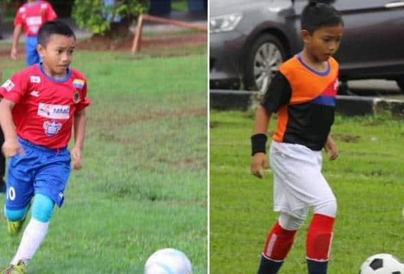 Uzzair Zayyan terima biasiswa bola sepak akademi Brazil