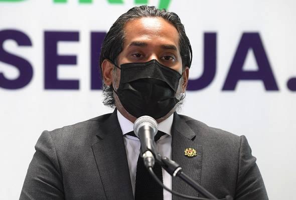 Fasa 4 program imunisasi diaktifkan untuk kawal kluster tempat kerja – Khairy