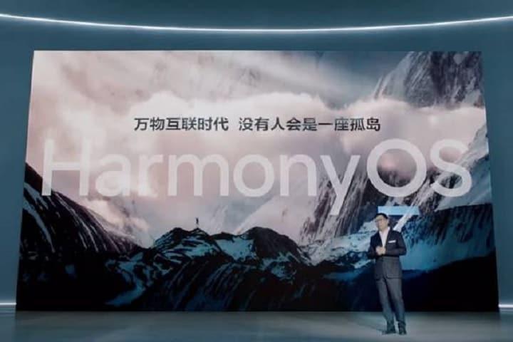 Huawei lancar sistem operasi HarmonyOS