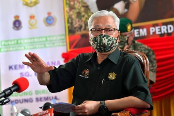 Tidak kemas kini MySejahtera bukan kesalahan, kompaun dibatalkan – Ismail Sabri