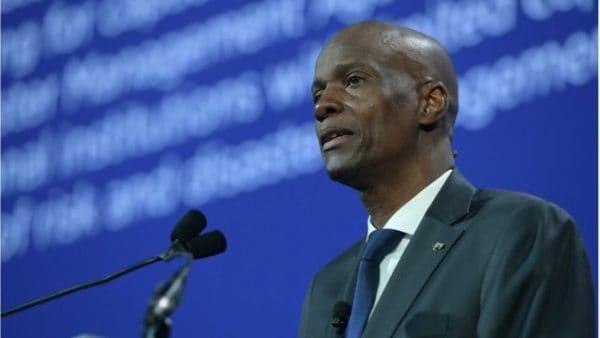 Pembunuhan Presiden Haiti, 17 suspek ditahan
