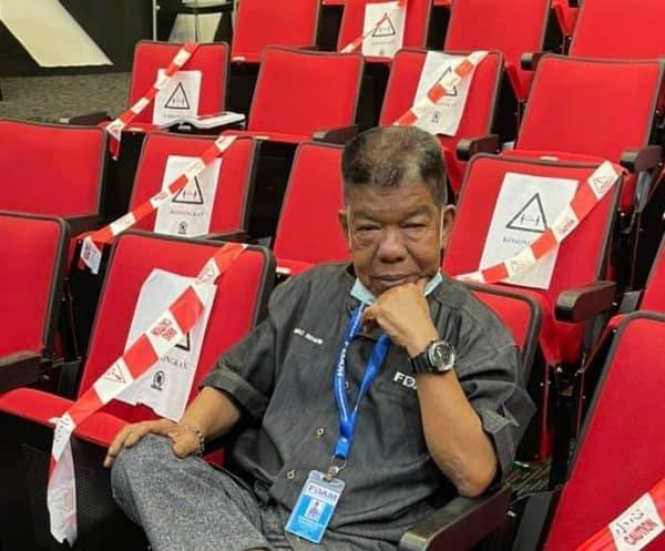 COVID-19: Ahli FDAM bakal dapat vaksin berkelompok – Ahmad Ibrahim Bernama