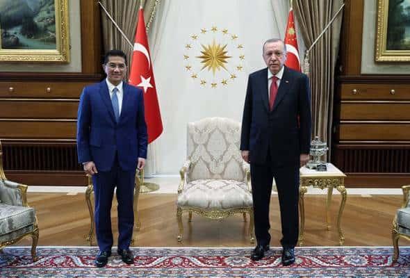Perluasan FTA akan kukuhkan lagi hubungan perdagangan Malaysia-Turki