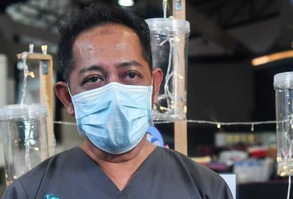 Loji pengisian oksigen di PKRC MAEPS pastikan bekalan oksigen stabil