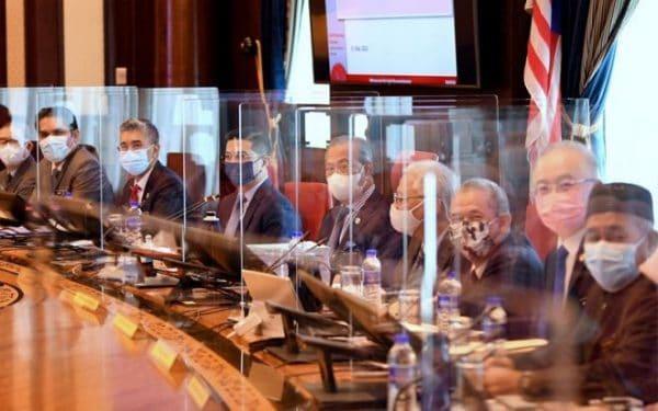 Menteri kabinet sebulat suara kekal beri sokongan penuh kepada Muhyiddin sebagai Perdana Menteri