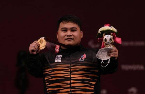 Paralimpik Tokyo: Bonnie raih emas pertama, pecah rekod Paralimpik