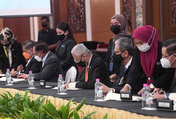 PM Ismail Sabri seru Ahli Parlimen rapat saf demi negara dan rakyat