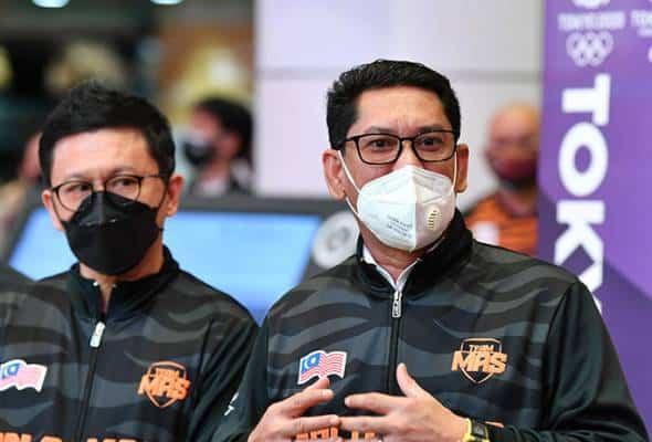 Ahmad Faizal umum tiga agenda persiap kontinjen Malaysia hadapi Paris 2024