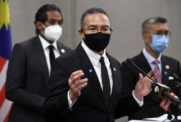 Amaran keselamatan Jepun mengenai ancaman tidak berasas
