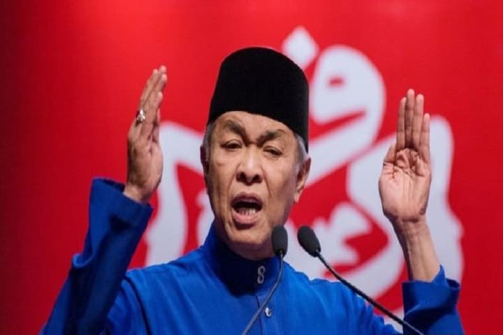 Rakyat muak banyak sangat parti politik – Zahid Hamidi